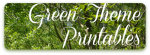 Green Theme Printables and Picture Books