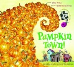 Pumpkin Town written by Katie McKay and illustrated by Pablo Bernasconi