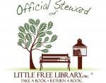 Official Steward of Lassam Road Little Free Library