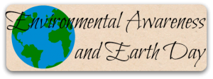 Environmental Awareness and Earth Day Books and Free Printables