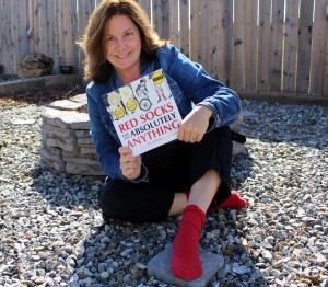 Storytime Standouts interviews D Woodley author of  Red Socks Go With Absolutely Anything