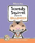 Storytime Standouts recommends Halloween picture book Scaredy Squirrel Prepares for Halloween