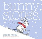 Winter-theme picture book written and illustrated by Claudia Rueda