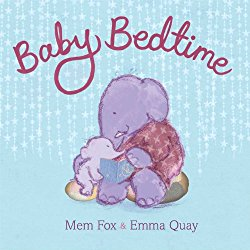 Storytime Standouts shares picture books about going to bed including Baby Bedtime
