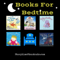 Great picture books for bedtime recommended by Storytime Standouts