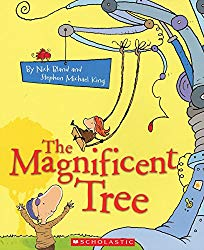 Storytime Standouts highlights picture books about trees including The Magnificent Tree by Nick Bland and Stephen Michael King
