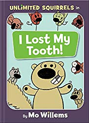 Storytime Standouts writes about Unlimited Squirrels in I Lost My Tooth