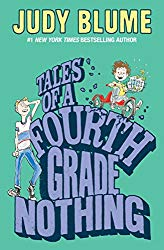 Storytime Standouts writes about Judy Blume's Tales of a Fourth Grade Nothing