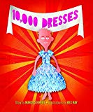 10,000 Dresses is a picture book that Challenges Gender Stereotypes
