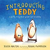 Introducing Teddy is a picture book about gender fluidity and friendship