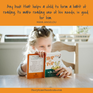 Quote Any book that helps a child to form a habit of reading, to make reading one of his needs, is good for him.