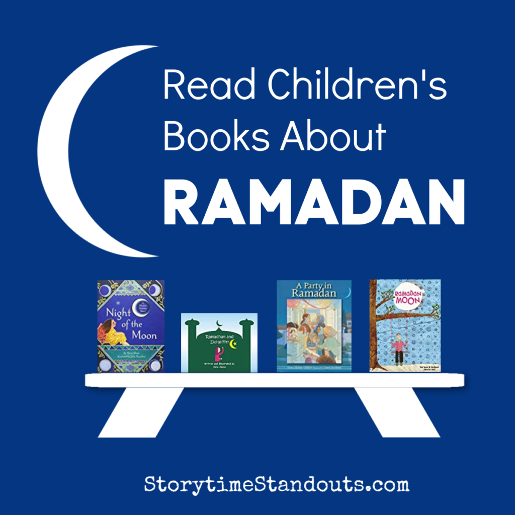 Picture Books About Ramadan recommended by Storytime Standouts